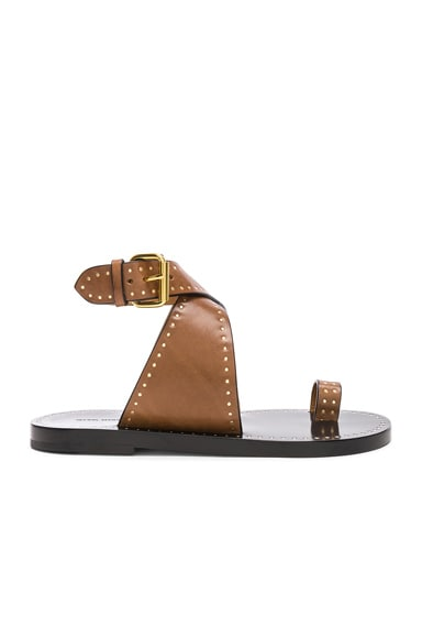 Leather Jools Sandals