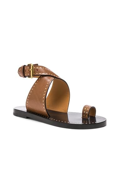 Leather Jools Sandals