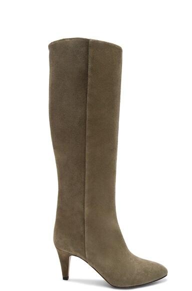Suede Latsen Boots