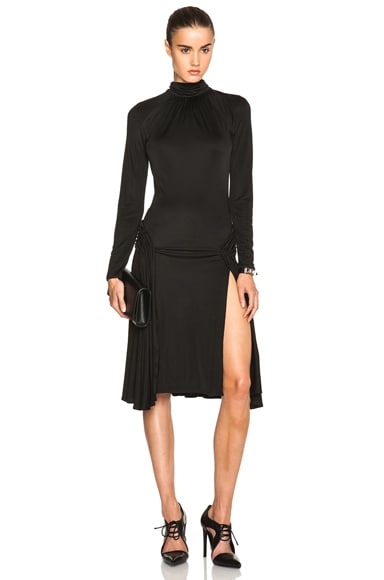 Issa Barnaby Dress in Black