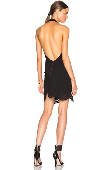 Issa Alana Dress in Black