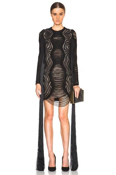 Issa Barrie Dress in Black