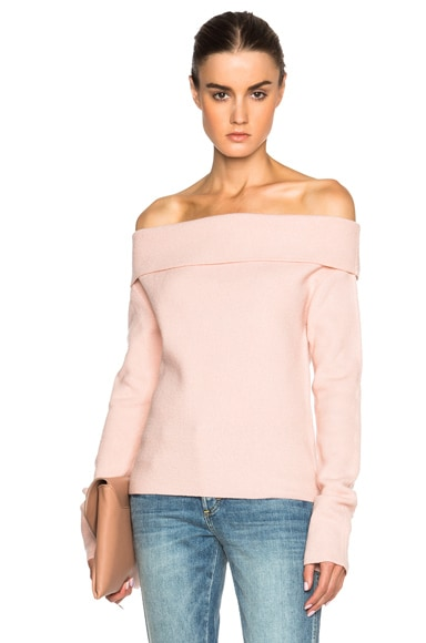 Issa Dani Sweater in Pink Quartz