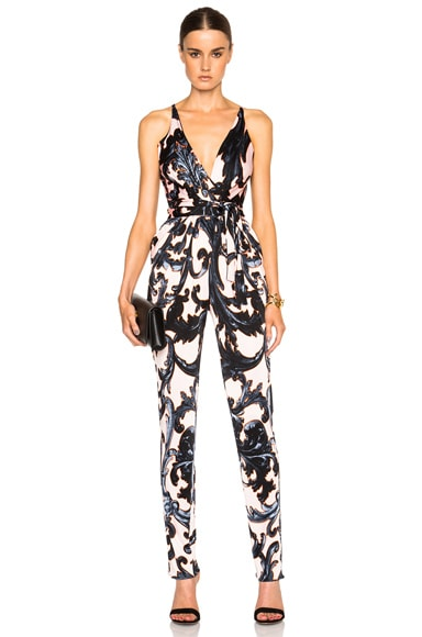 Issa Rubell Jumpsuit in Mable