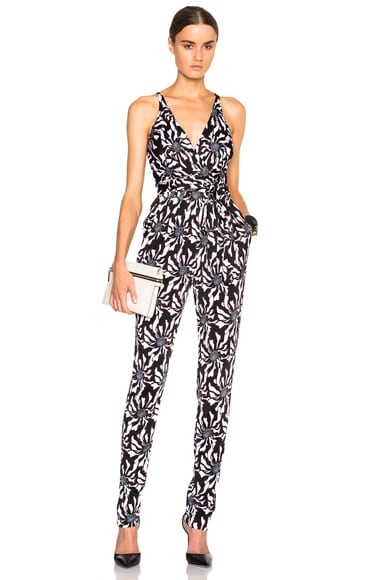 Issa Rubell Jumpsuit in Black