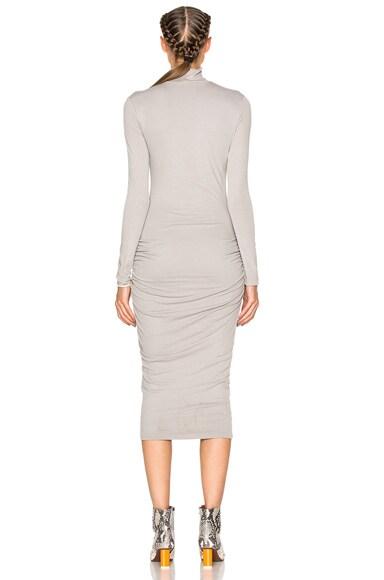 Turtleneck Skinny Dress