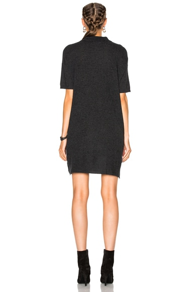 Cashmere Polo Dress
