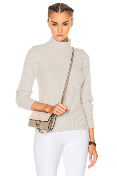 James Perse Cashmere Sweater in Pearl