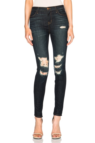 J Brand Maria Skinny in Frequency