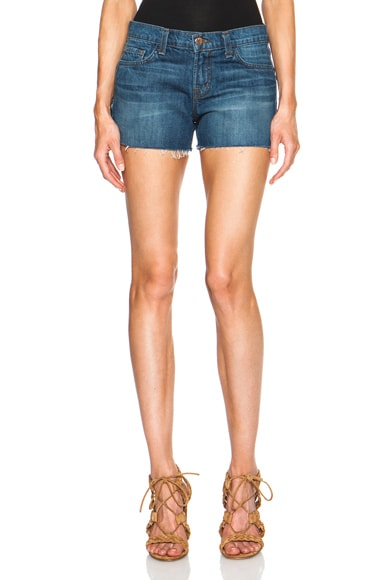 J Brand Cut Off Shorts in Clear View