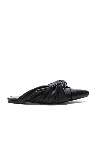 Leather Matisse Flats