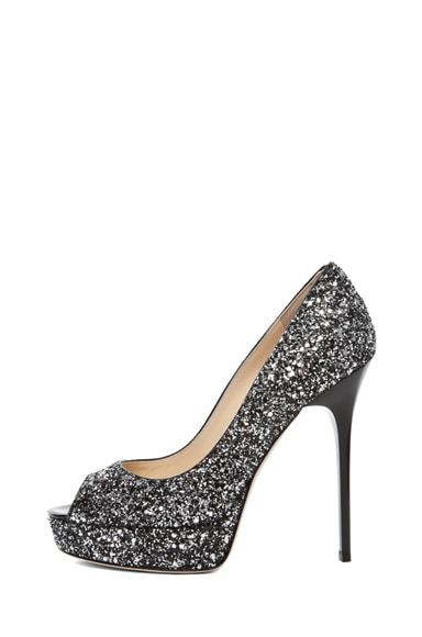Crown Volume Glitter Pump