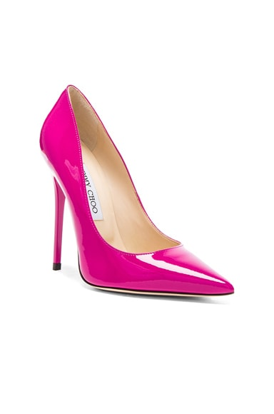 Patent Leather Anouk Heels
