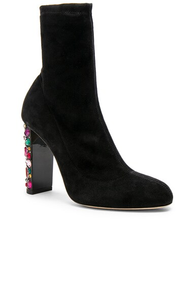 Maine 100 Suede Boots