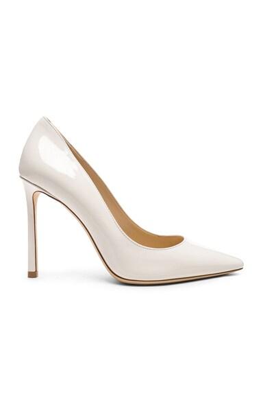 Patent Leather Romy 100 Heels