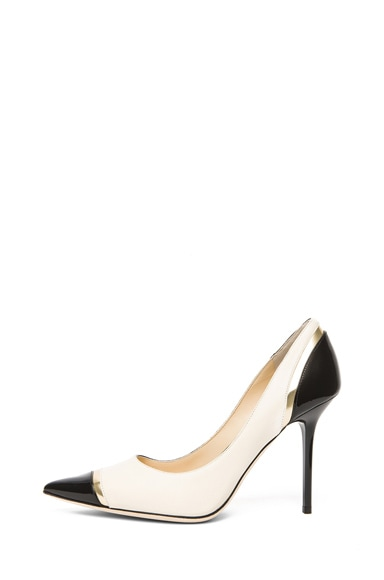 Lumina Nappa Leather Pumps