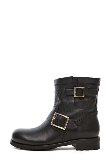 Youth Low Biker Boot