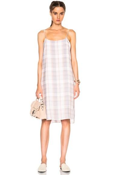 Jenni Kayne Cami Dress in Blush & Natural