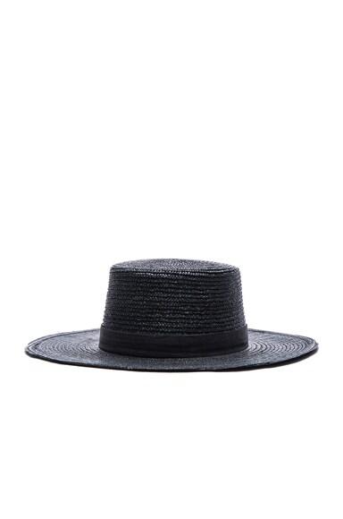 Calla Bolero Hat