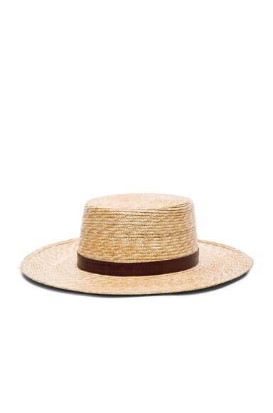 Mari Bolero Hat