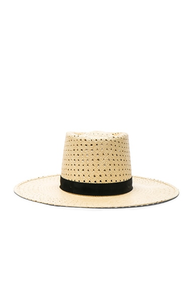 Maxime Telescope Crown Panama Hat