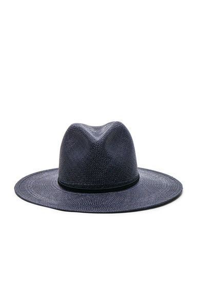 Morgan Short Brimmed Panama Hat