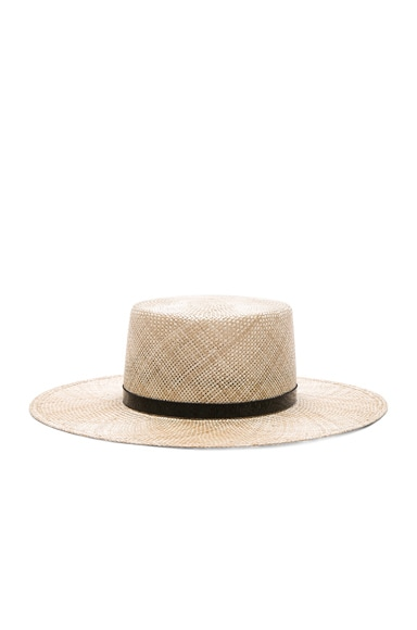 Mason Bolero Hat