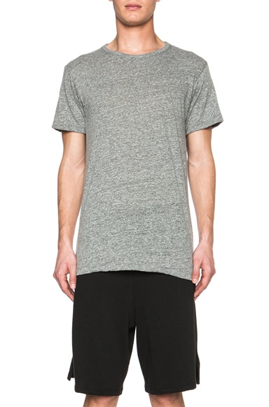 Classic Crew Poly-Blend Tee