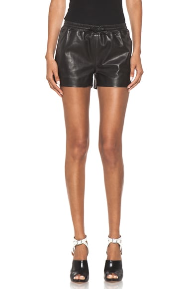 Nappa Leather Shorty