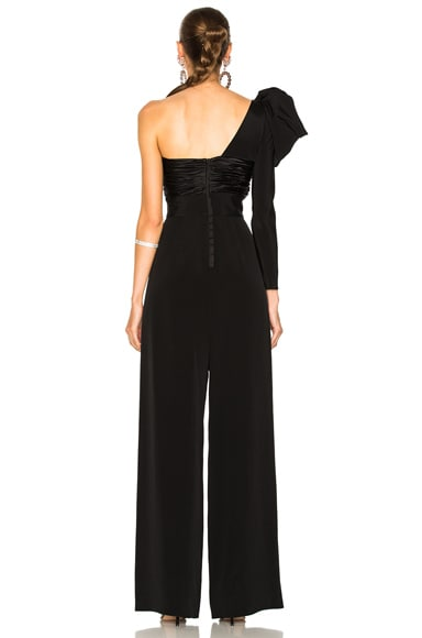Love Spell Silk Crepe Jumpsuit