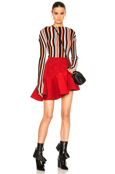 La Mini Skirt