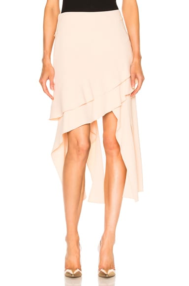 Cocktail Stretch Slit Skirt
