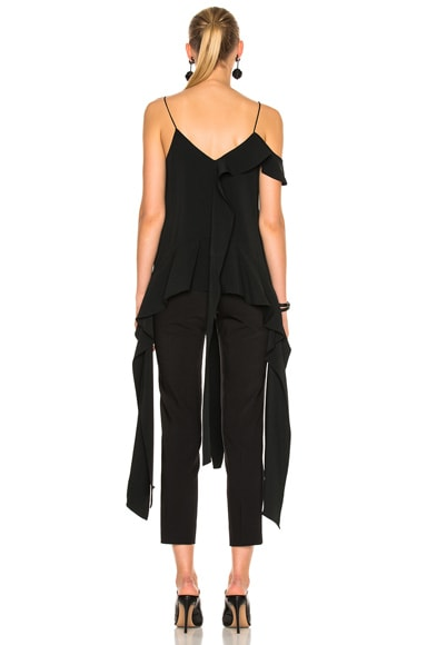 Cocktail Stretch Strap Top