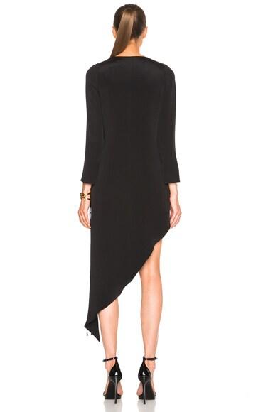 FWRD Exclusive Wrap Dress