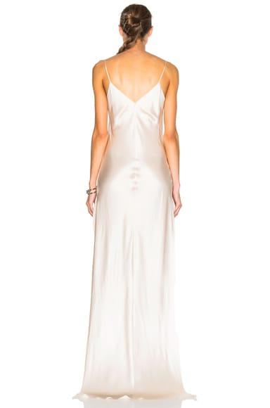 Flora Charmeuse Slip Dress