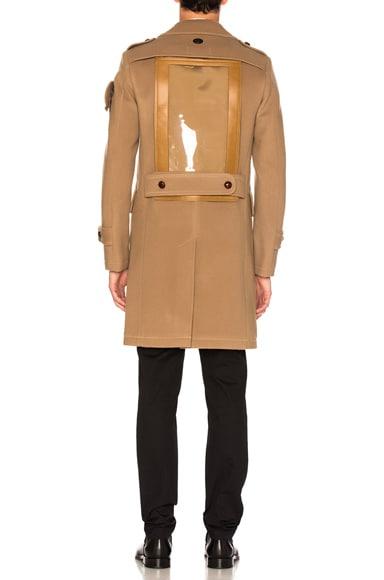 Wool Beaver Coat