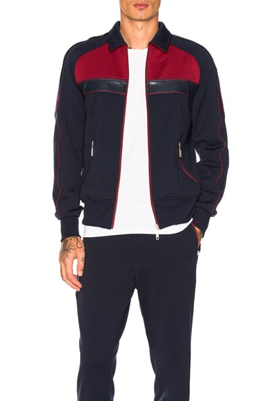 Polyester Zip Jacket