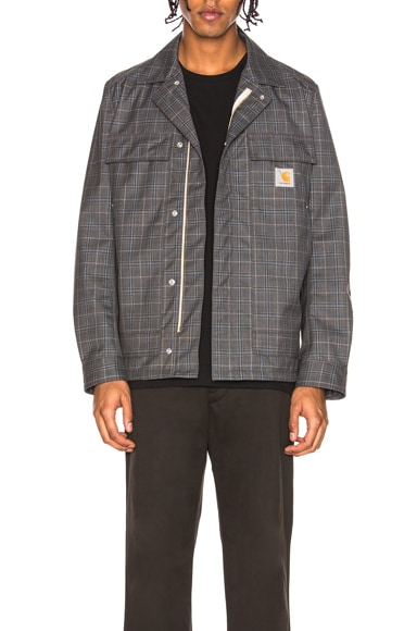x Carhartt Laminated Jacket