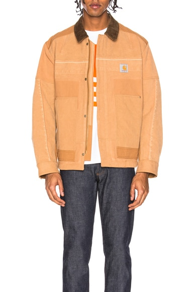 x Carhartt Duck Jacket