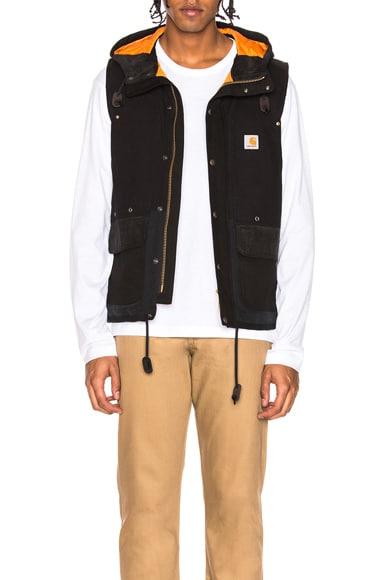 x Carhartt Duck Vest