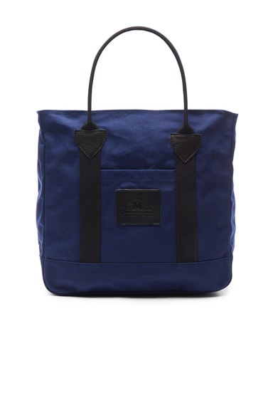 Cotton Canvas SEIL MARSCHALL Tote