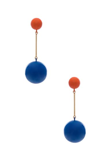 Sphere Drop Earring