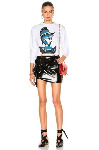Sweatshirt with Marlin