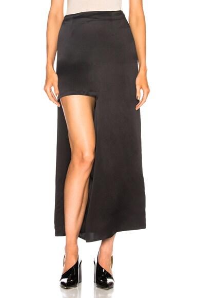 Asymmetric Bonded Skirt