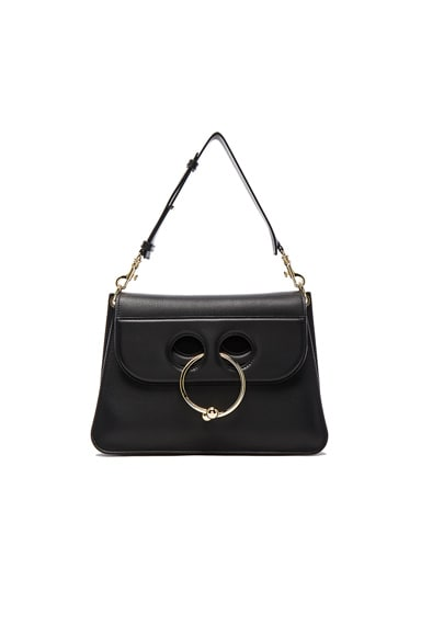 J.W. Anderson Medium Pierce Bag in Black