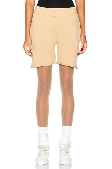 Kanye West x Adidas Originals Supply Shorts in Incense