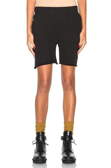 Kanye West x Adidas Originals Supply Shorts in Caviar