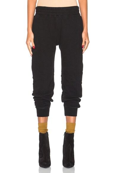Kanye West x Adidas Originals SFT Sweatpants in Caviar