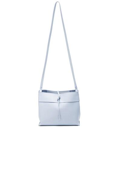 Kara Tie Crossbody Bag in Sky Blue
