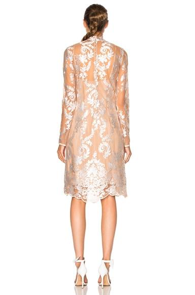 Pearl Tube Midi Dress